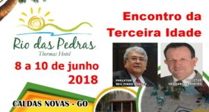 ENCONTRO EM CALDAS NOVAS