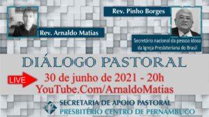 LIVE - Diálogo Pastoral sobre Envelhecimento
